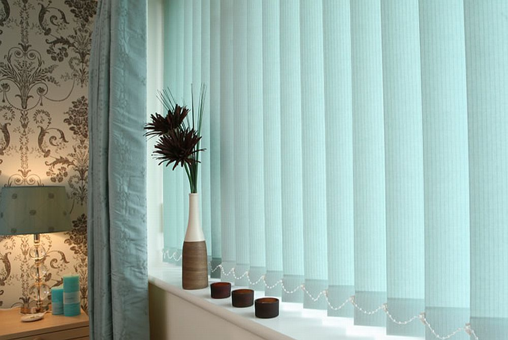 coloured cheap window blinds