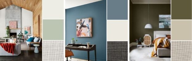 Match your Blinds with your Walls - The Dulux Colour Forecast 2021 Perfect Matches